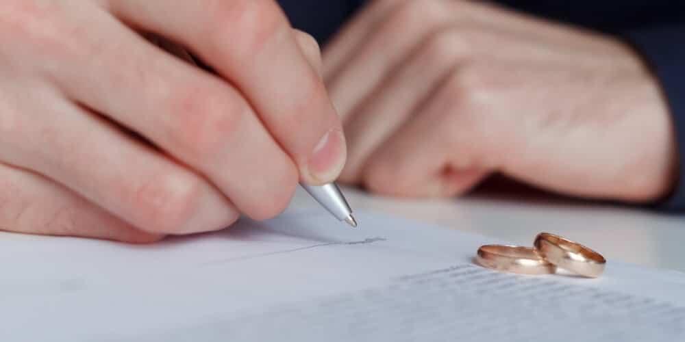 הסכם גירושים סטנדרטי